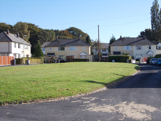 Tynwald Close - Tynwald Road