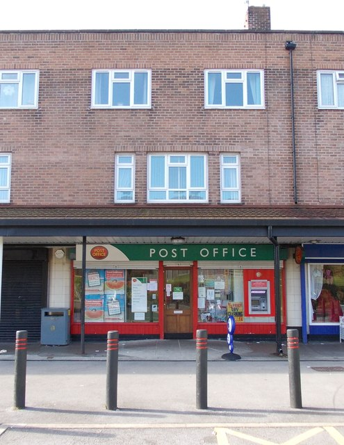 Post Office - Cranmer Bank