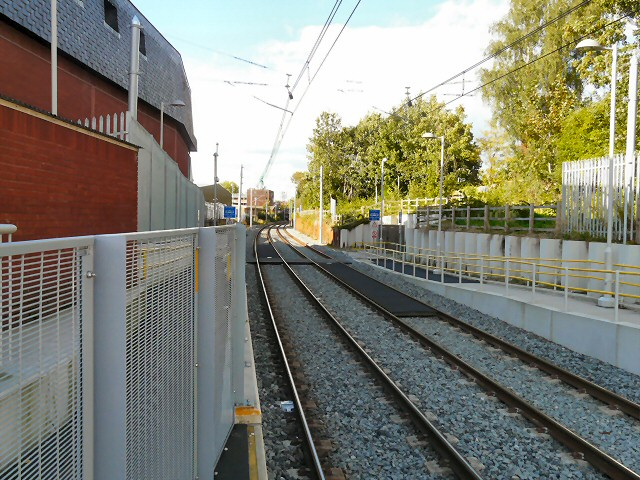 Metrolink to Manchester