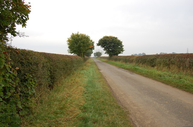 Lane to Broxholme