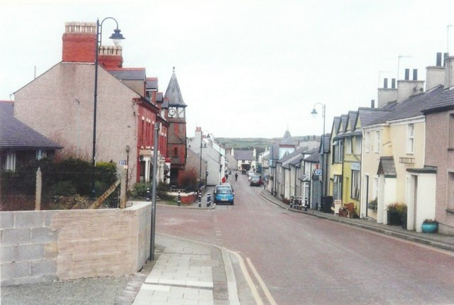 High Street, Cemaes