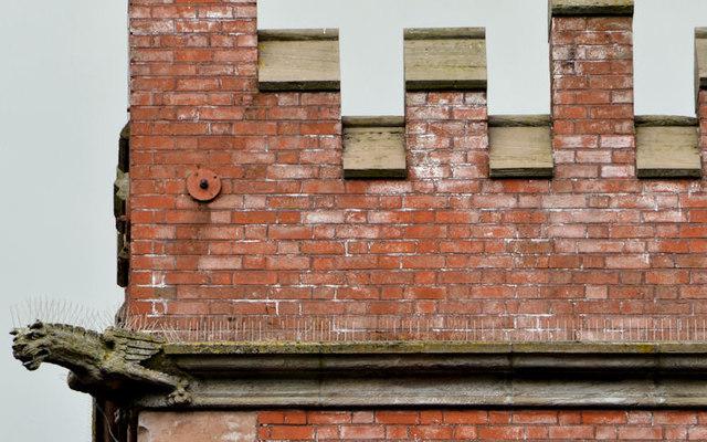 Gargoyle, Belfast