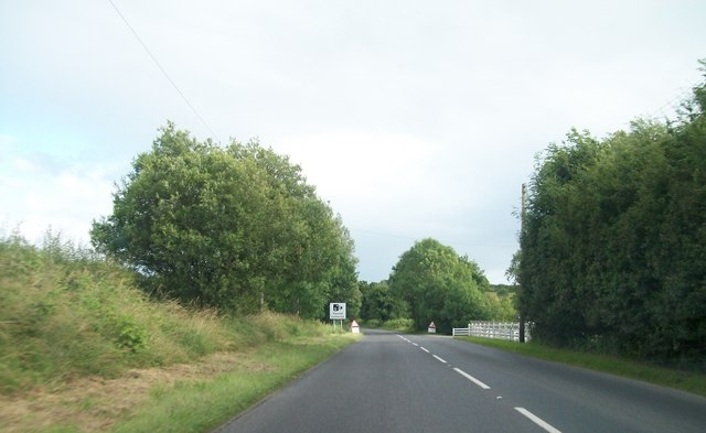 The A34 at Tattygare