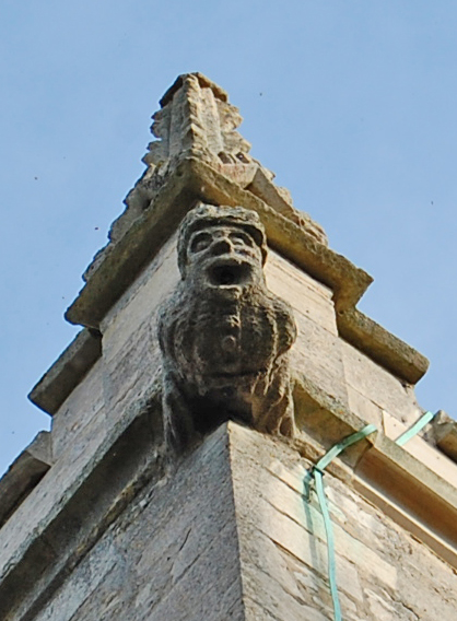 Gargoyle on Metheringham Church