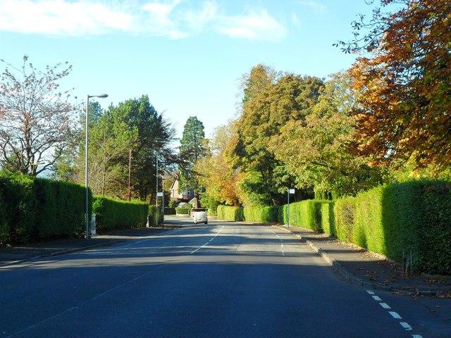 Sinclair Street, Helensburgh