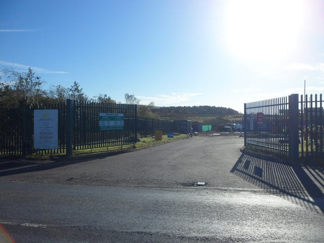Blackhill Waste Transfer Station