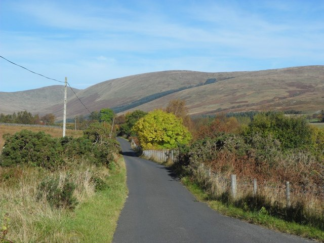 Glen Fruin Road