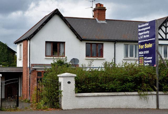 Nos 290-292 Holywood Road, Belfast (October 2012)