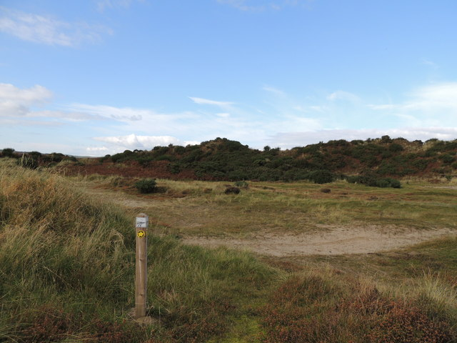 Mull of Galloway Trail  near Clayshant