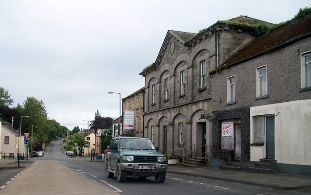 Newtownbutler Church Hall