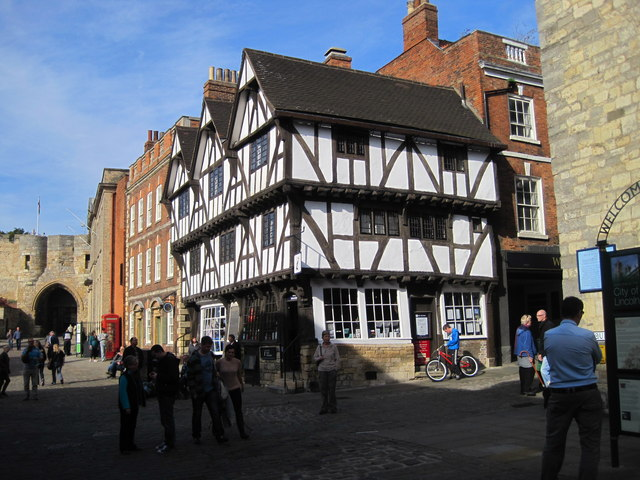 Tourist information building, Lincoln