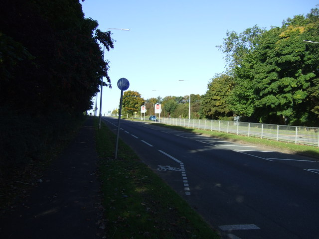 Bessingby Road, Bridlington (A165)