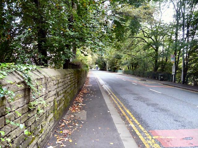 Mottram Road