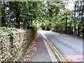 SJ9694 : Mottram Road by Gerald England
