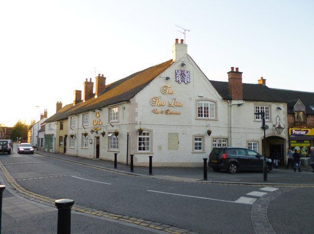 Rocester, The Red Lion