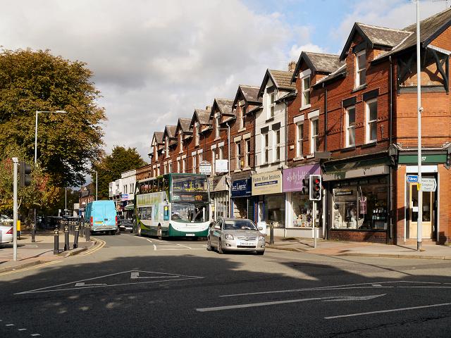 Heaton Moor Road (B5169)