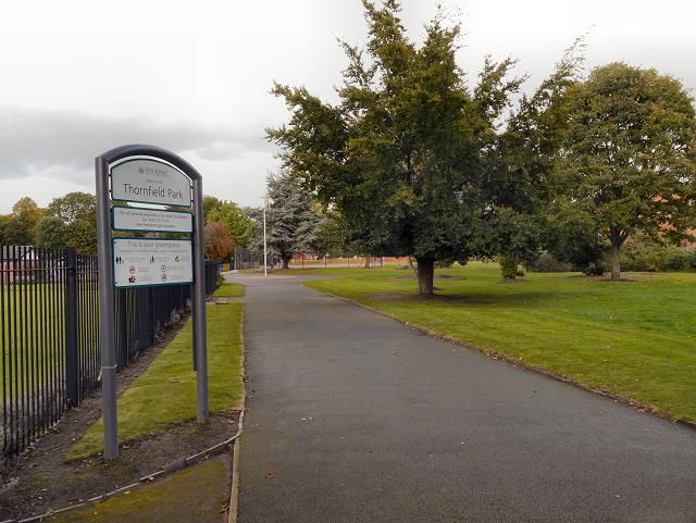 Heaton Moor, Thornfield Park