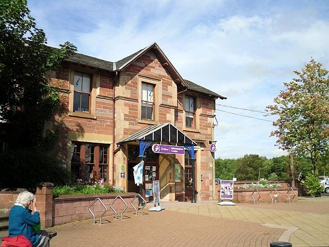 Visit Scotland Information Centre, Balloch
