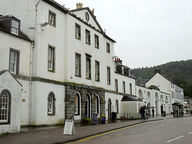 Tourist Information Centre, Inveraray