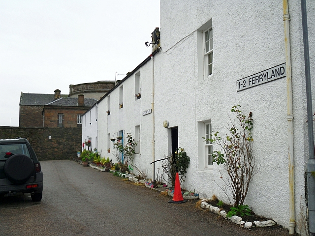 Ferryland and Factoryland, Inveraray
