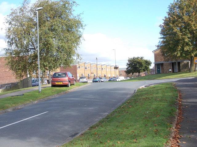 Queenshill Drive - King Lane