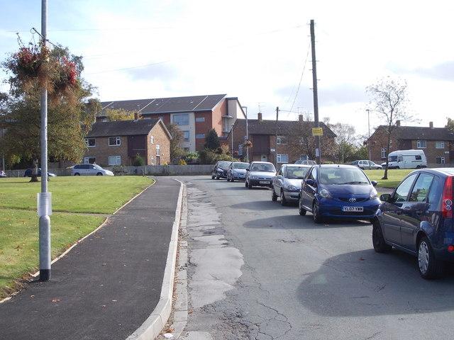 Queenshill Avenue - Queenshill Drive
