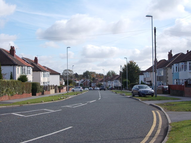 Street Lane - Stonegate Road