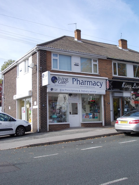 living care Pharmacy - King Lane