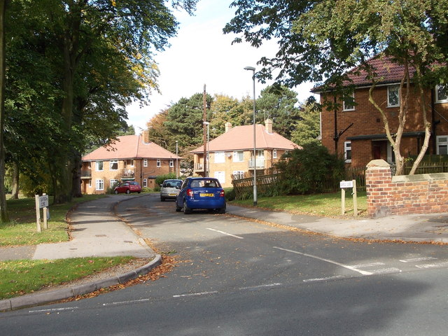 Leafield Close - Stonegate Road