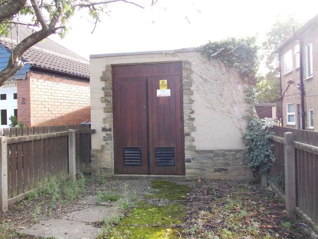 Electricity Substation No 3445 - Stonegate Road