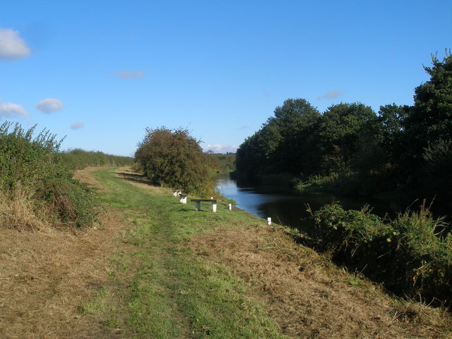 Gateforth Landing on the Selby Canal