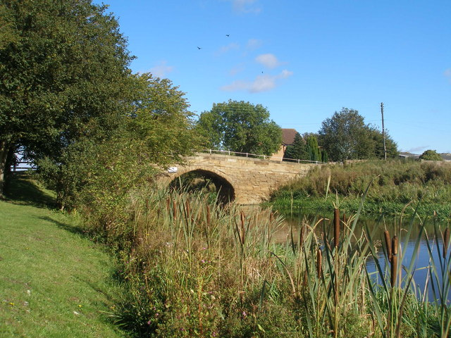 Tankards Bridge, West Haddlesey