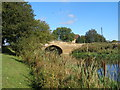 SE5726 : Tankards Bridge, West Haddlesey by John Slater