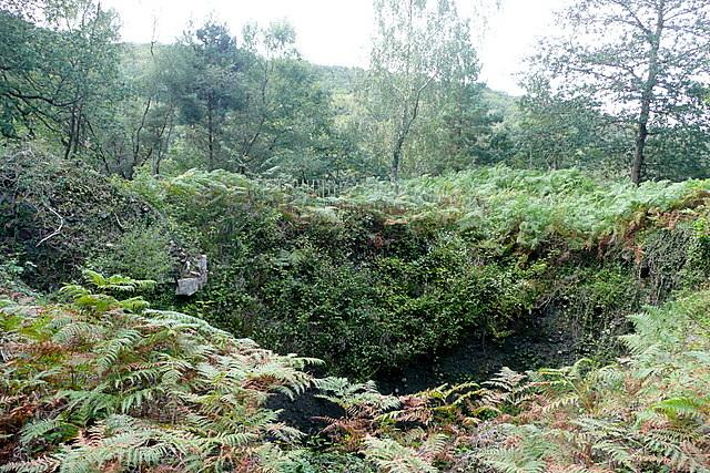Yarrow copper mine