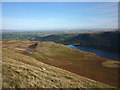 NY4816 : Sheep grazing above Haweswater by Karl and Ali