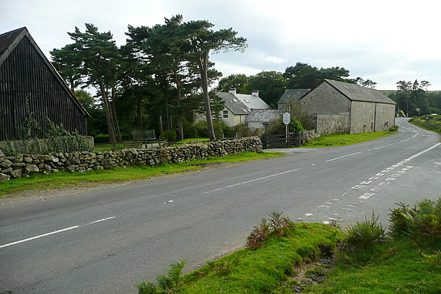 Farm at Haytor Vale