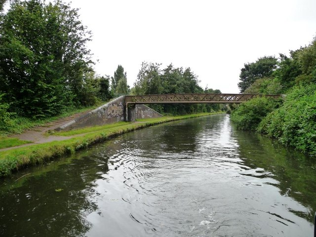 New Main Line, Birmingham Canal Navigations