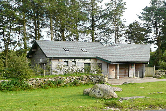 National Park information centre