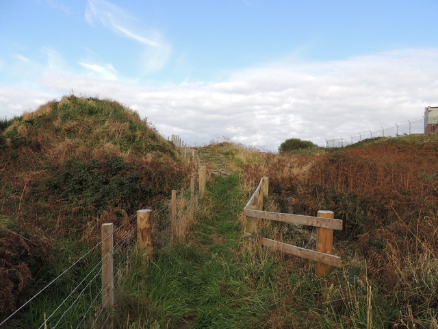 Mull of Galloway Trail at Clayshant