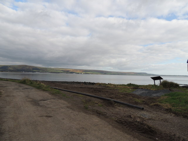 Loch Ryan at Wig Bay
