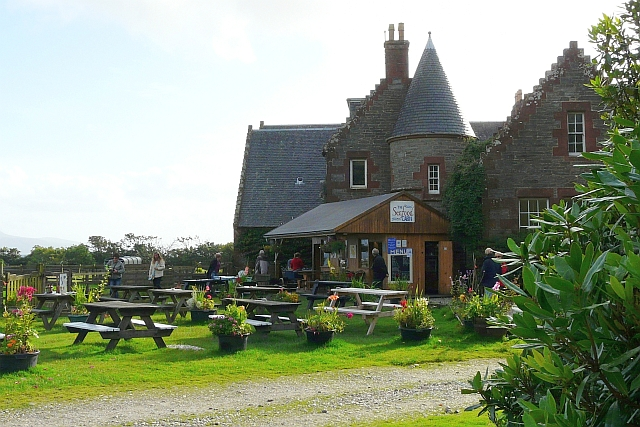 The Seafood Cabin