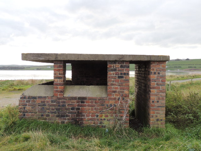 World War 2 Observation Post