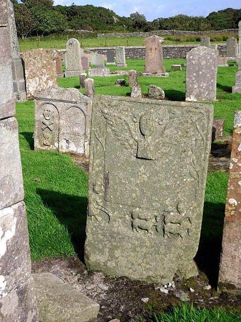 A farmer's grave?