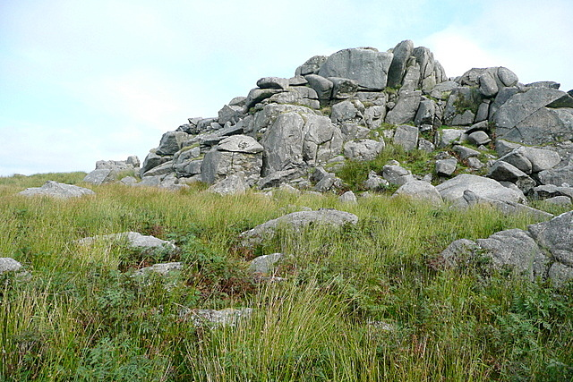 Great Trowlesworthy Tor