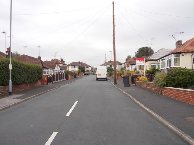 Southleigh Avenue - Southleigh Road