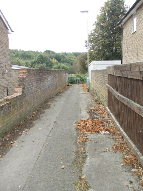 Footpath - Southleigh Grange