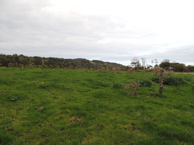 Farmland near Kirkcolm