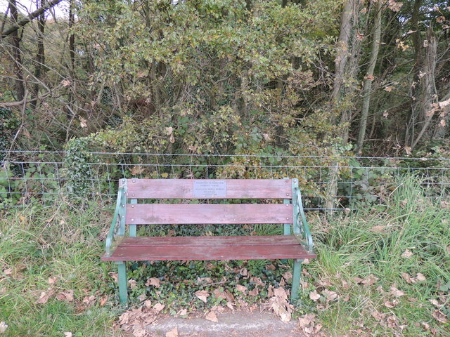Seating next to the Wig Bay Trail
