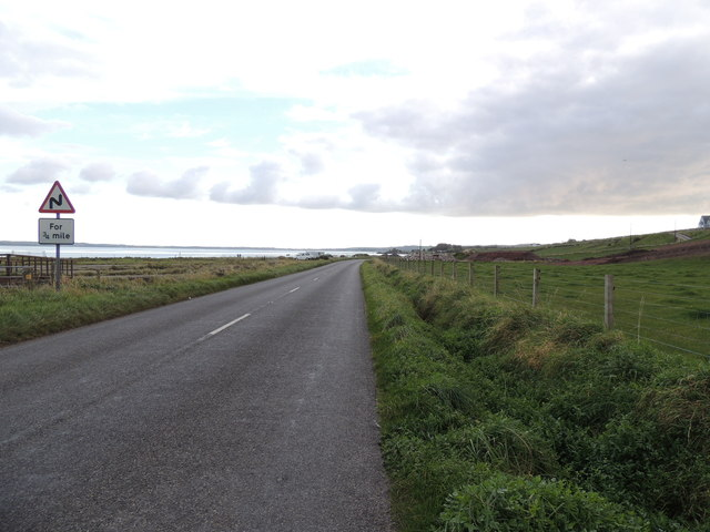 Road to Stranraer (A718)