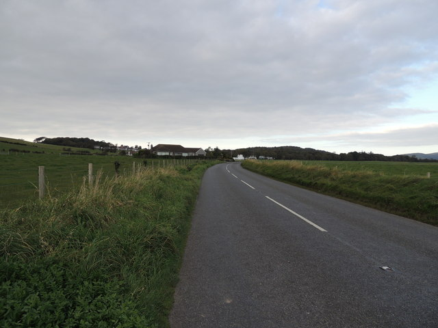 Road to Kirkcolm (A718)
